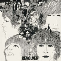 The Beatles - Revolver (Mono Vinyl)