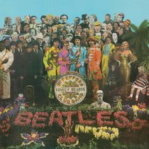 The Beatles - Sgt. Pepper's Lonely Hearts Club Band (Mono Vinyl)