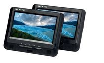 Sylvania 9-inch Dual Screen Portable DVD Player