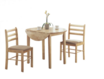 Monarch Specialties Inc Elm Dining Set