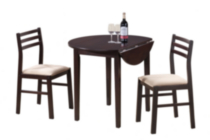 Monarch Elm Dining Set
