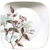 Corelle® Square™ Twilight Grove Lunch Plate