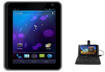 "PROSCAN 8"" TABLET, CAPACITIVE TOUCH SCREEN, ANDROID 4.1 JELLY BEAN, 4GB MEMORY (EXPANDABLE TO 32 GB)"