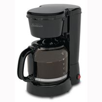 Sunbeam 12-Cup Switch Coffeemaker - BVSB12B-33A Black
