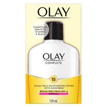 Olay Complete All Day SPF-15 Moisturizer, Normal