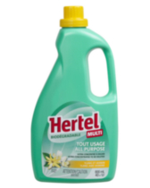 Hertel Multi Ylang and Jasmine All Purpose Ultra concentrated cleaner to be diluted