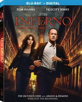 Inferno (Blu-ray + Digital HD) (Bilingual)