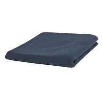 Mainstays 200-Thread Count Easy Care Fitted Sheet Black Twin