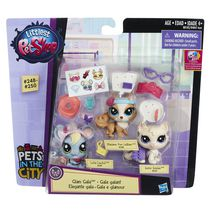 Poupée animal de compagnie Gala galant Littlest Pet Shop