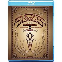 Eagles - Farewell Tour I: Live From Melbourne (Blu-ray musical)