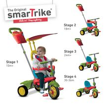 Le SmarTrike Joy Touch Steering4 in 1
