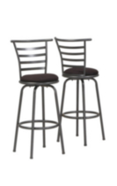 Monarch Mecca Bar Stools - 2 Pack
