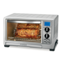 Black & Decker 2-in-1 Oven and Rotisserie