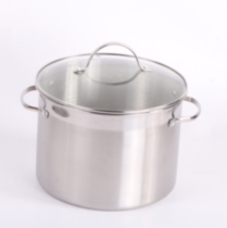 Mainstays Stock Pot, 8 quart