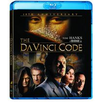 The Da Vinci Code (10th Anniversary Edition) (Blu-ray + Digital HD) (Bilingual)