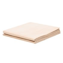 Mainstays Easy Care Pillowcase Set Beige King