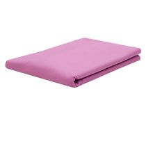 Mainstays 200-Thread Count Easy Care Fitted Sheet Purple Twin