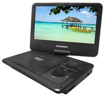 "Sylvania 9"" Portable DVD Player"