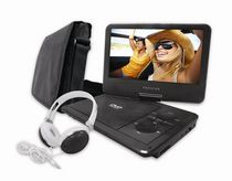 "ProScan 9"" Swivel Screen Portable DVD Player"