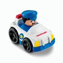 Little People Wheelies Police Car