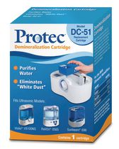 Protec Demineralization Cartridge