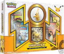 Pokémon 20th Anniversary Pikachu Box - English
