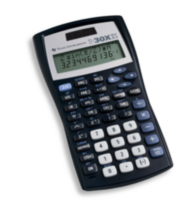 TI 30XIIS Calculatrice