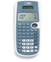 Calculatrice TI 30XS