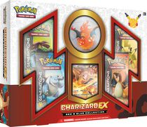 Pokémon 2016 assorted EX box-Charizard - English