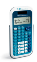Calculatrice TI34