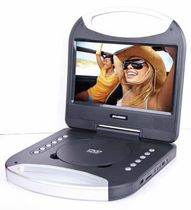 "Sylvania 10"" Portable DVD Player"
