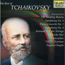 Various Artists - The Best Of Tchaikovsky