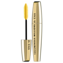 L'Oréal Voluminous Milion Lashes Waterproof Mascara Blackest Black 10mL