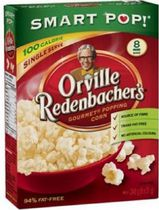 Maïs à éclater Smart Pop! d'Orville Redenbacher'sMD