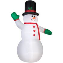 Airblown Self-Inflatable Giant Snowman