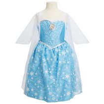 Disney Frozen Elsa Musical Light Up Dress