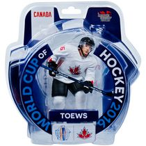 Figurine de 6 po Jonathan Toews Coupe du monde de hockey