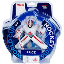 Figurine de 6 po Carey Price Coupe du monde de hockey