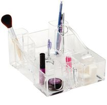 Caboodles Crystal Clear Cosmetic Counter Tray
