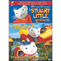 Stuart Little / Stuart Little 2 / Stuart Little 3: Call Of The Wild (Bilingual)