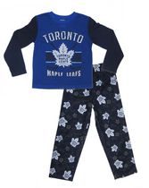 NHL Boys' 2 Piece Sleep Set Small