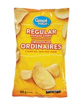 Great Value™ Regular Potato Chips