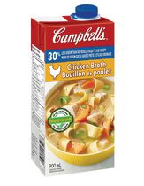 Campbell's Low Sodium Chicken Broth