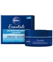 Nivea Moisturizing Night Care Cream for Normal Skin