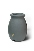 Castilla Rain Barrel Charcoal