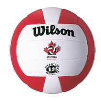 Ballon de volleyball Wilson Canada réplique