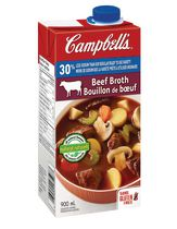 Campbell's® Gluten Free Low Sodium Beef Broth