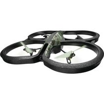l'AR.Drone 2.0 Elite Edition de Parrot - jungle