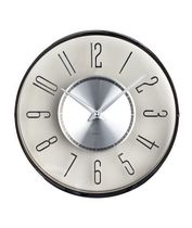 Transparent Wall Clock