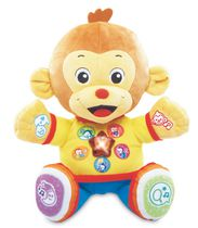 Vtech Chat & Learn Reading Monkey Interactive Learning Toy - French